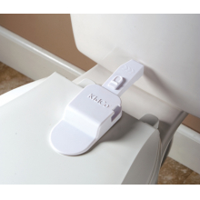 Adhesive Toilet Lock by Kidco