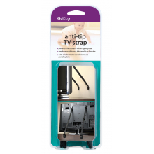 Anti-tip TV Straps - 2/pkg by Kidco