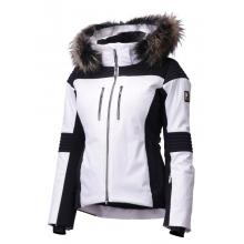 Women's Cicily Jacket Real Fur by Descente in Iowa City IA