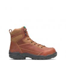 "Men's Apex Waterproof Composite Toe 6"" Work Boot by HYTEST"