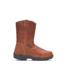 Men's Apex Waterproof Metatarsal Guard Composite Toe Wellington by HYTEST