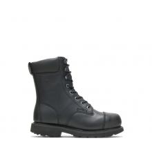 "Brone Waterproof Metatarsal Guard Steel Toe 8"" Work Boot by HYTEST"