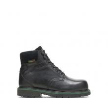 "Men's Footrests Waterproof Composite Toe 6"" Work Boot by HYTEST"