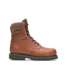 "Men's Footrests Waterproof Composite Toe 8"" Work Boot by HYTEST"