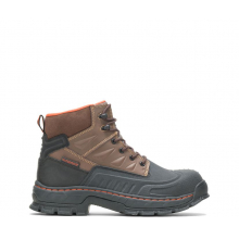 """Men's Kane Waterproof Insulated Composite Toe 6"""" Work Boot by HYTEST"""