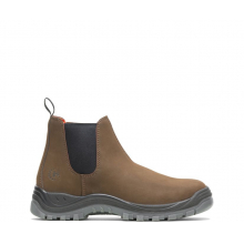 Men's Knox Direct Attach Steel Toe Slip On Work Boot by HYTEST