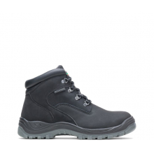 "Men's Knox Waterproof Direct Attach Steel Toe 6"" Work Boot by HYTEST"