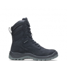 "Men's Knox Waterproof Direct Attach Steel Toe 8"" Boot by HYTEST"