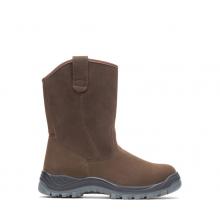 Men's Knox Waterproof Direct Attach Steel Toe Wellington by HYTEST