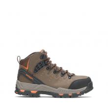 "Men's Nickel Waterproof Steel Toe 6"" Hiker by HYTEST"
