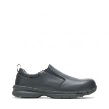 Men's Carbon Nano Toe Slip On by HYTEST