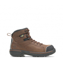 """Men's Footrests XT Metatarsal Guard Nano Toe 6"""" Work Boot by HYTEST"""