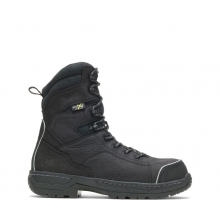 """Men's Footrests XT Metatarsal Guard Nano Toe 8"""" Work Boot by HYTEST"""