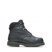 "Men's Footrests Waterproof Metatarsal Guard Composite Toe 6"" Work Boot by HYTEST"
