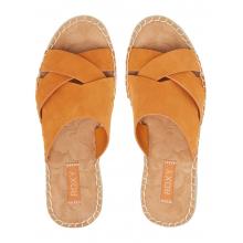 Women's Estella Leather Sandals by Roxy Footwear