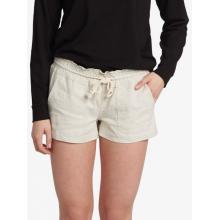 Women's Oceanside Short Elastic Waist Non-Denim Shorts by Roxy Footwear in Chelan WA