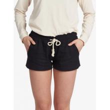 Women's Oceanside Short Elastic Waist Non-Denim Shorts by Roxy Footwear