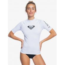 Women's Whole Hearted Short Sleeve Surf Tee by Roxy Footwear