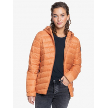 Women's Coast Road Hooded Bomber Jacket by Roxy Footwear in Squamish BC
