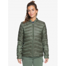 Women's Coast Road Bomber Jacket by Roxy Footwear in Squamish BC