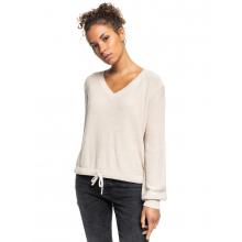 Women's Dust Feeling V-Neck Sweater by Roxy Footwear in Chelan WA