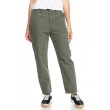Women's Broken Sun Fixed Waist Non-Denim Pants by Roxy Footwear in Chelan WA