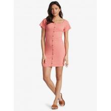 Women's Sandy Hills Short Sleeve Dress by Roxy Footwear in Chelan WA