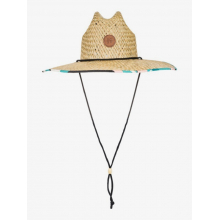 Women's Pina To My Colada Printed Sun Protection Hat by Roxy Footwear in Squamish BC