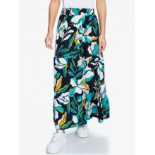 Women's Sense Of Escape Smocked Woven Skirt by Roxy Footwear in Chelan WA