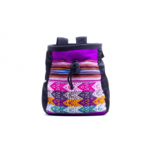 Andes Fuschia Chalkbag by Evolv