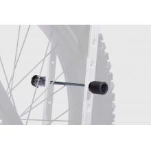 QK 1UP Long Wheel Locks by QuietKat