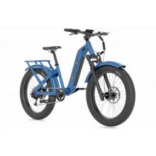 Voyager E-Bike by QuietKat
