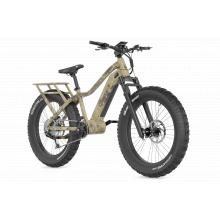 Warrior E-Bike by QuietKat
