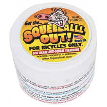 Squeal Out Rotor Paste by QuietKat