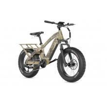 Ripper E-Bike by QuietKat in Loveland CO