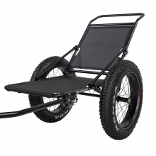 Cargo Cart - 2 Whl by QuietKat