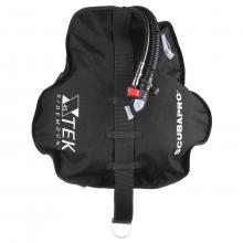 X-TEK Sidemount Wing, Black, 20kg by SCUBAPRO