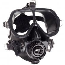 Full Face Dive Mask, Black by SCUBAPRO