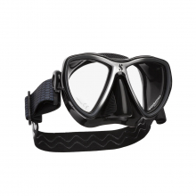 Synergy Mini Dive Mask, Black Skirt by SCUBAPRO in Squamish BC