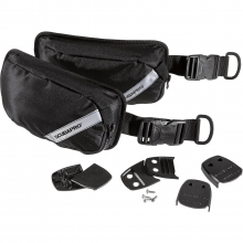 X-One Weight Pocket Kit, Black by SCUBAPRO