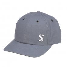 Silver S Logo Adjustable Hat, Gray by SCUBAPRO in Chelan WA