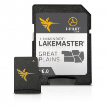 LakeMaster Great Plains V6 by Humminbird