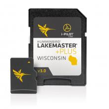 LakeMaster PLUS Wisconsin V3 by Humminbird