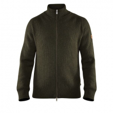 Greenland Re-Wool Cardigan M by Fjallraven