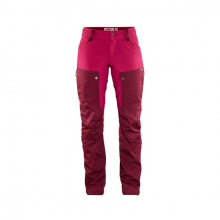Keb Trousers Curved W Reg by Fjallraven