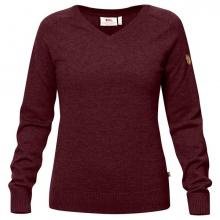 Sormland V-neck Sweater W by Fjallraven