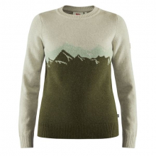 Greenland Re-Wool View Sweater W by Fjallraven