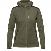 Keb Fleece Hoodie W by Fjallraven