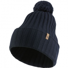 Byron Solid Pom Hat by Fjallraven