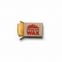 Greenland Wax Travel Pack by Fjallraven